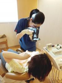 口腔検査2
