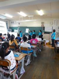 歯磨き教室 2015年06月18日02