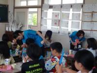 歯磨き教室 2015年06月18日03